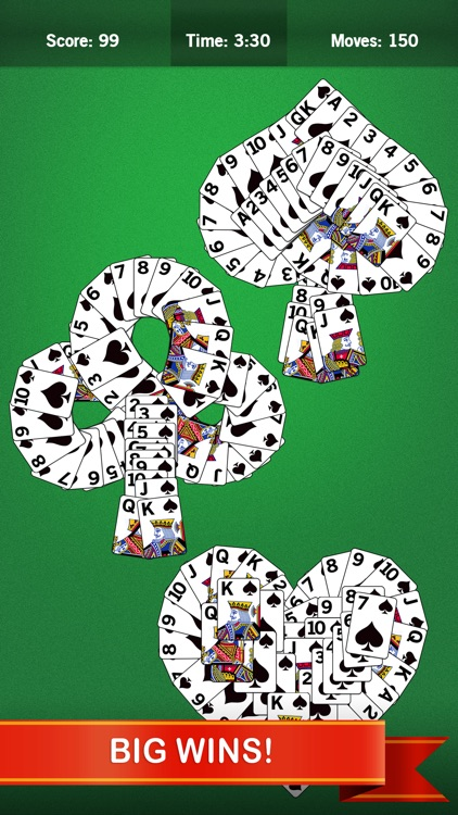 Spider Solitaire The Card Game screenshot-3
