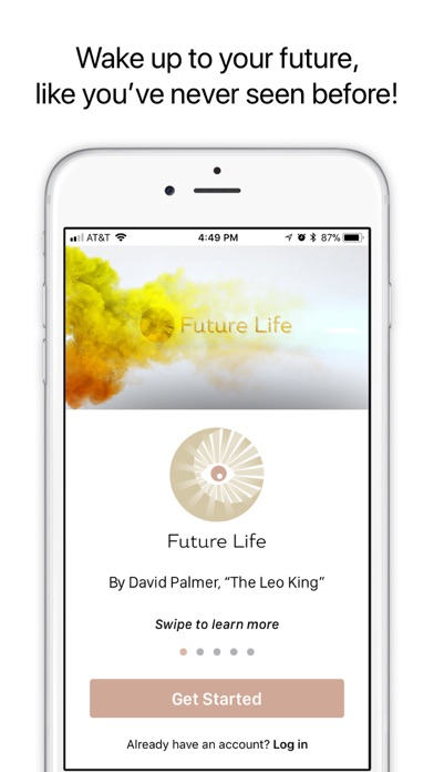 Future Life: Modern Horoscopes Screenshot