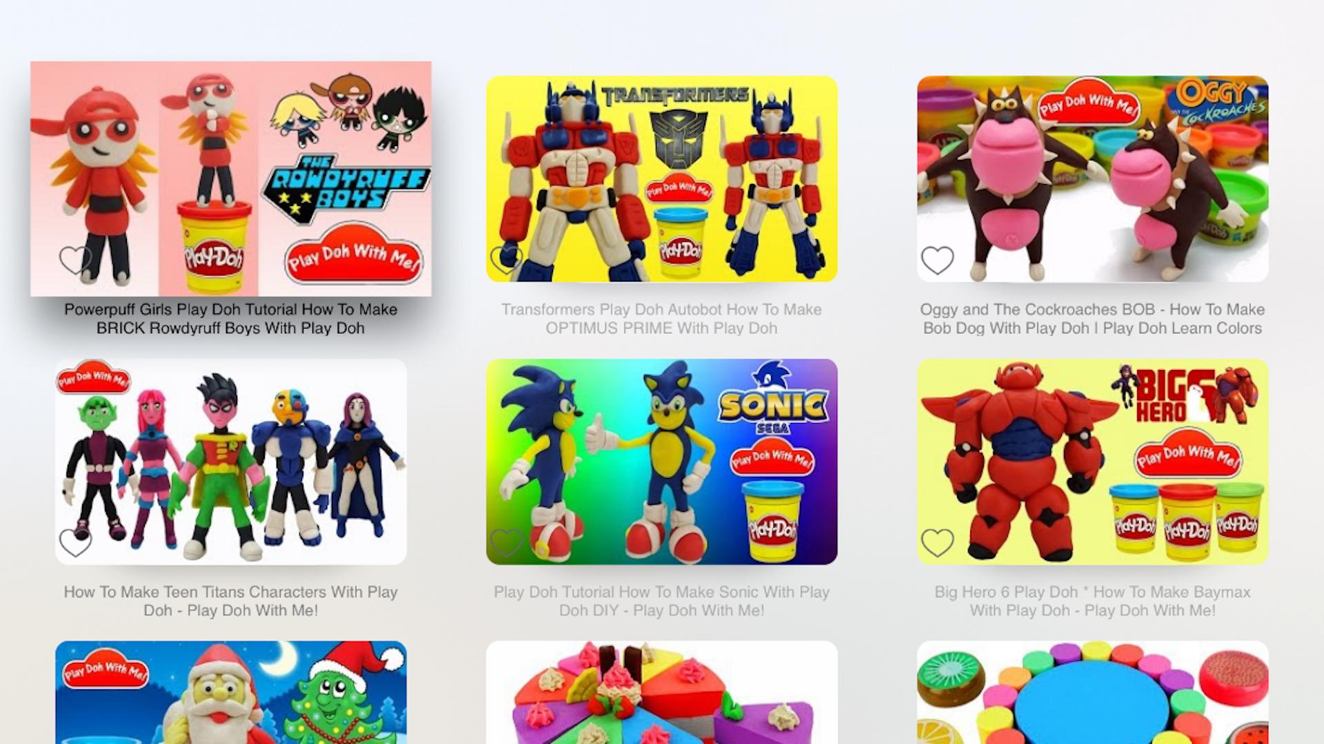 Kids Tube -Learn and Play screenshot 8