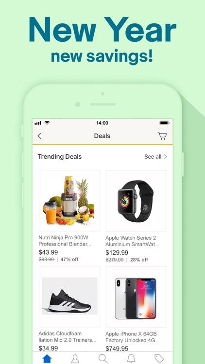 Buy & Sell This Holiday - eBay screenshot-8