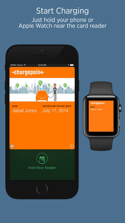 ChargePoint® screenshot-2