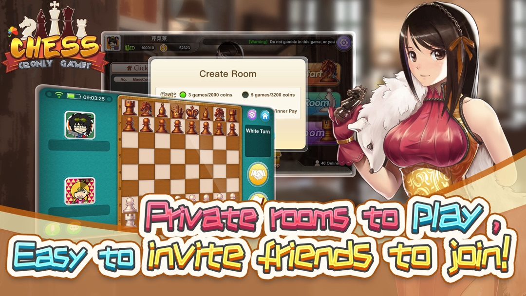 Chess - Online Game Hall - Online Game Hack and Cheat
