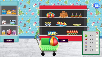 Santa's Shop Screenshot on iOS
