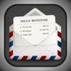 Bills Monitor Pro for iPad - Maxwell Software