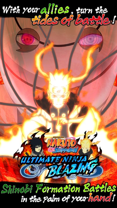 download Ultimate Ninja Blazing