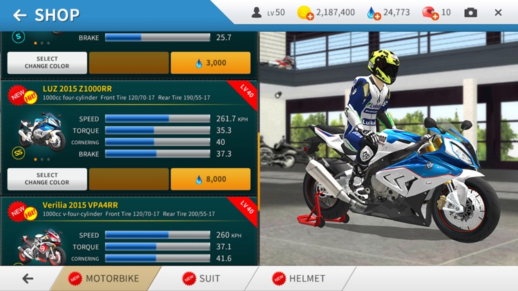 Real Moto screenshot-4