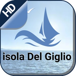 Isola Del Giglio offline nautical boating charts
