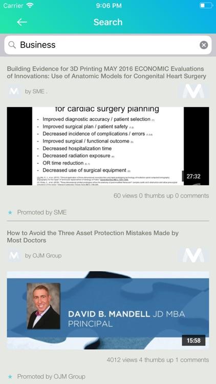 VuMedi screenshot-3