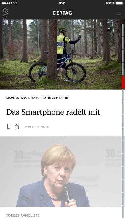 F.A.Z. Der Tag - Nachrichten