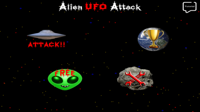 Alien UFO Attack screenshot two