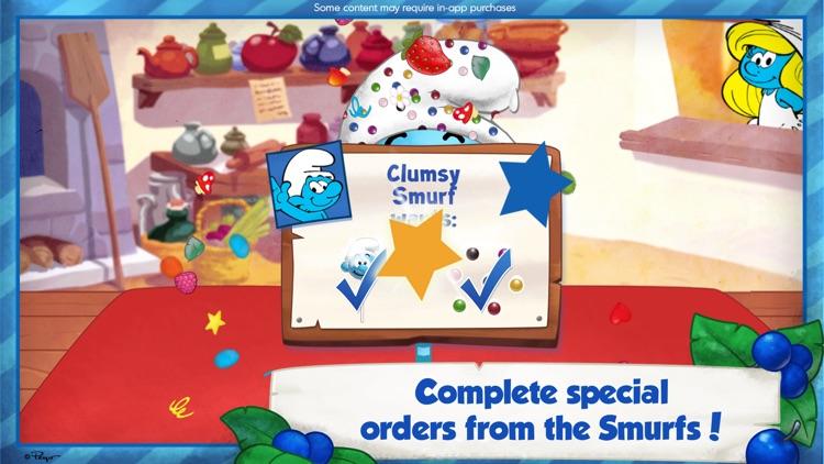 The Smurfs Bakery screenshot-3
