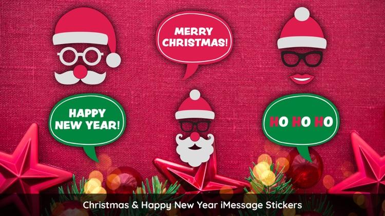 Happy New Year & Xmas Joy App