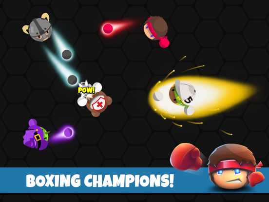 Facepunch.io Boxing Arena screenshot 6