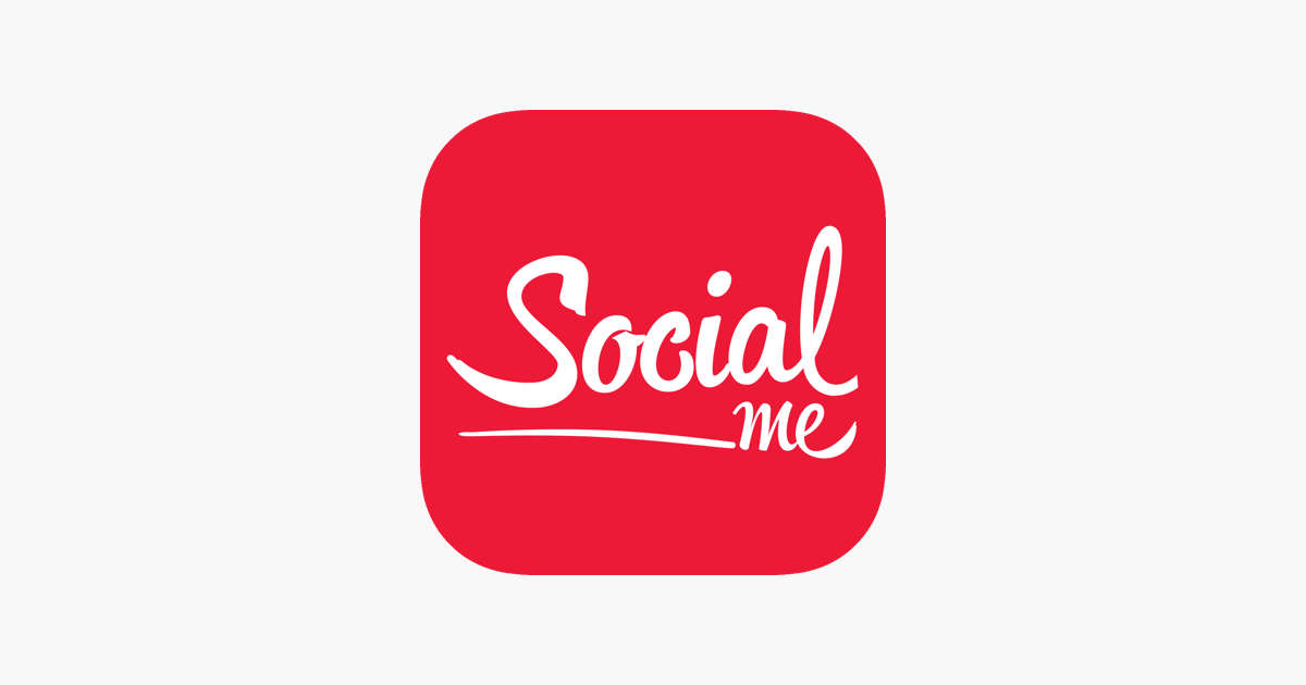 socialme stars influenceurs dans l app store. Black Bedroom Furniture Sets. Home Design Ideas