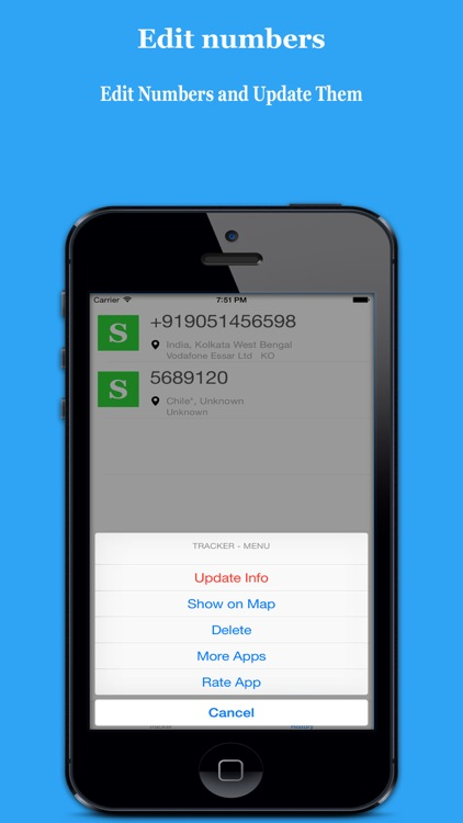 Search Track Mobile Number UL screenshot-3