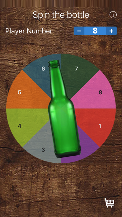 Spin The Bottle for Party Game screenshot 2