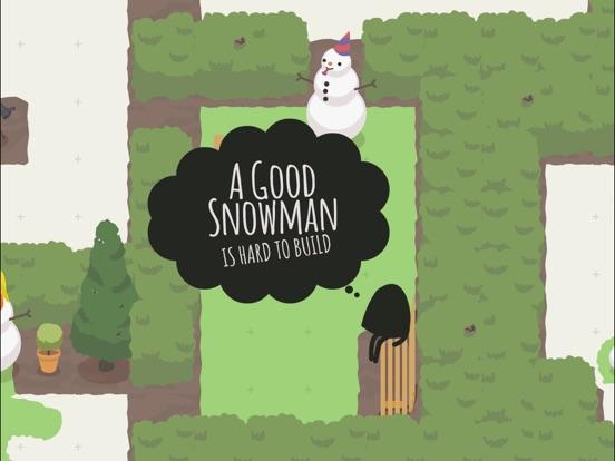 Screenshot #1 for A Good Snowman