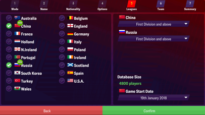 Football Manager 2019 Mobile Screenshot 2