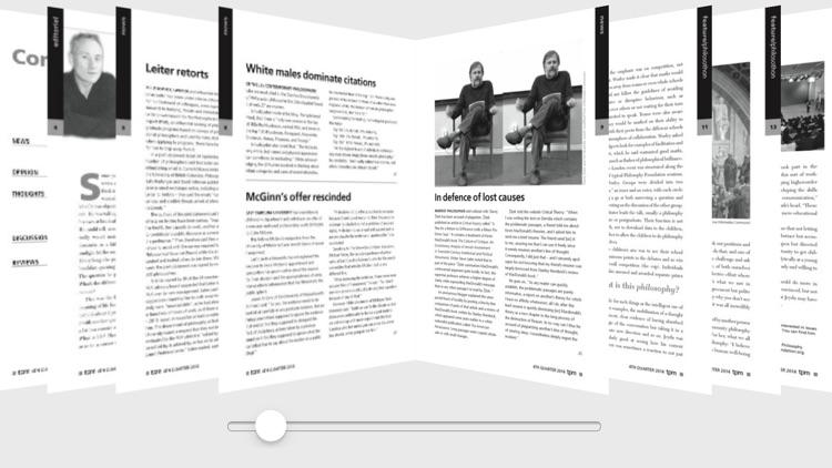The Philosophers' Magazine screenshot-4