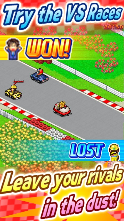 Grand Prix Story2 screenshot-4