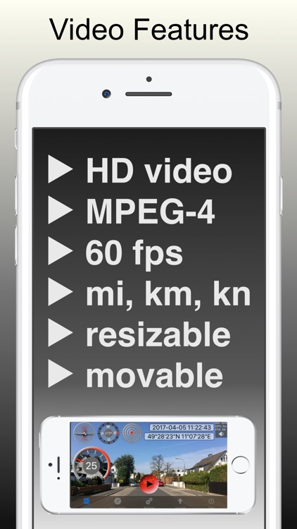 Action Cam Pro - Blend speed