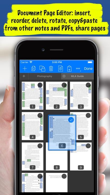 Notes Writer Pro screenshot-3