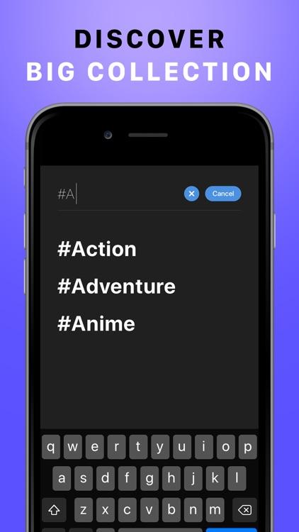 ANNIE96: Chat Stories App screenshot-4