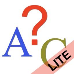 Toddler Alphabet (Lite)