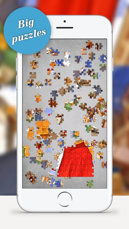 Jigsaw Puzzle App screenshot-1