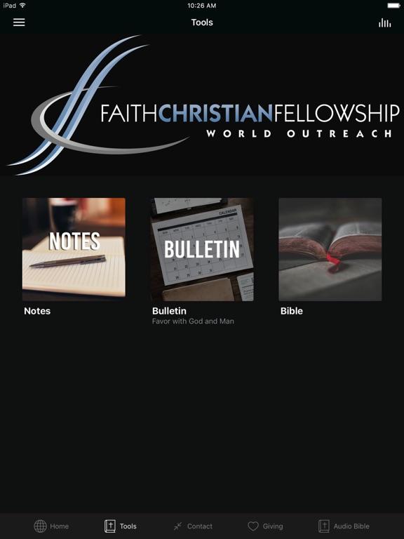 FCF World Outreach screenshot 5