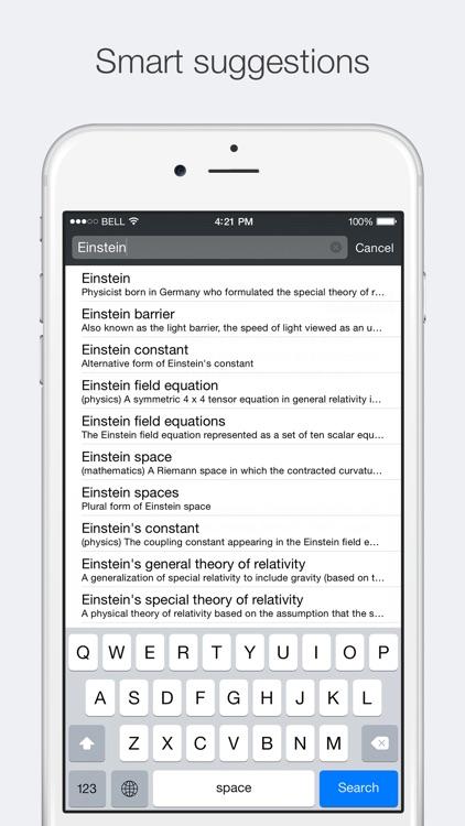 Advanced English Dictionary. screenshot-3