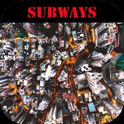 Subways Maps Globally MGR