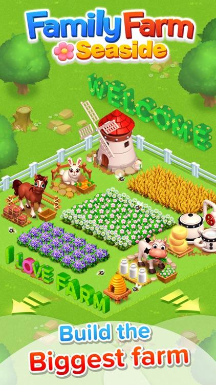 Family Farm Seaside screenshot-0