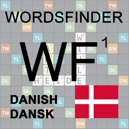 Dansk Words Finder Wordfeud
