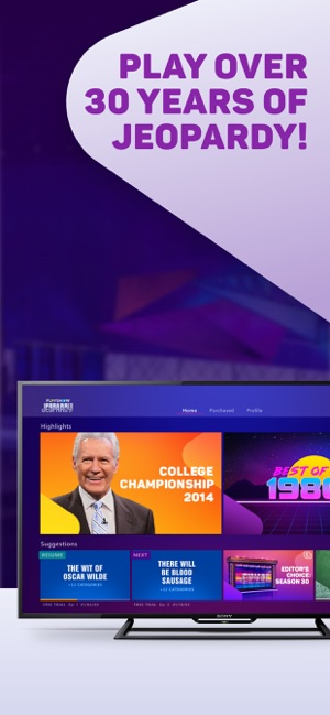 Jeopardy! PlayShow on the App Store