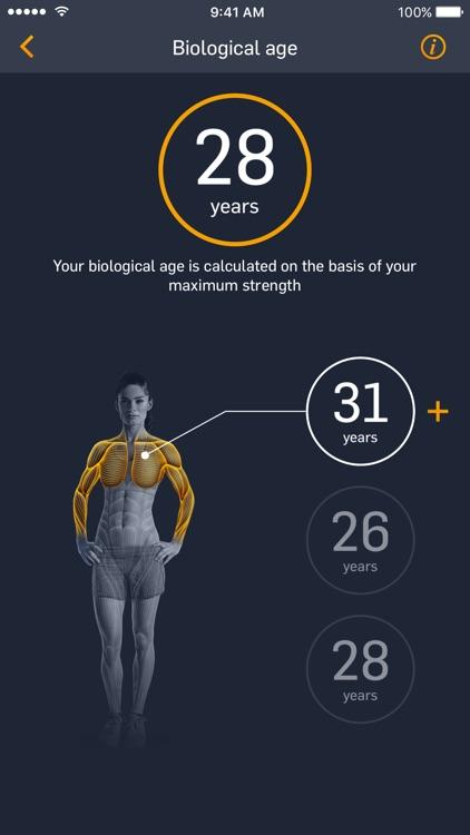eGym Fitness App screenshot-4