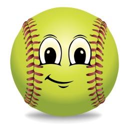 Softball Emojis