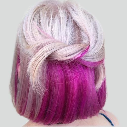 Изменитель цвет волос, цвет волос, прическа макияж