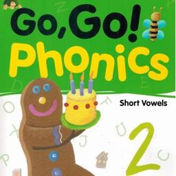 Go Go Phonics 2自然拼读拼音 -经典拼读课程