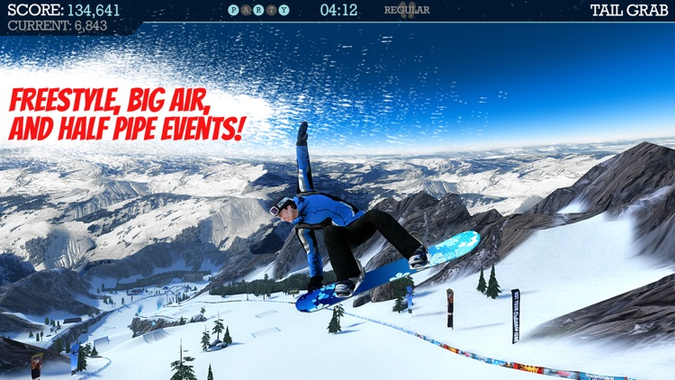 Snowboard Party Pro screenshot-2