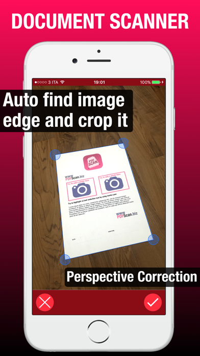 PDF Scanner Editor & Signature