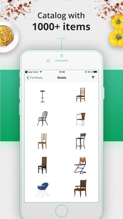 Kitchen Planner & Decorator screenshot-3
