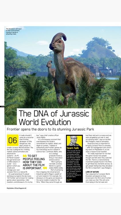 PlayStation Official Magazine - UK screenshot-3