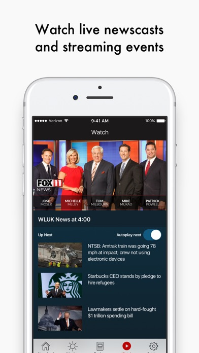 WLUK FOX 11 - AppRecs