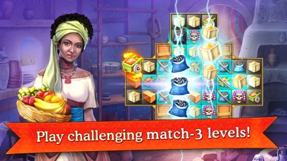 Cradle of Empires: Match3 Game app image