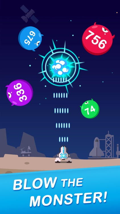 Jump Ball Blast screenshot-1