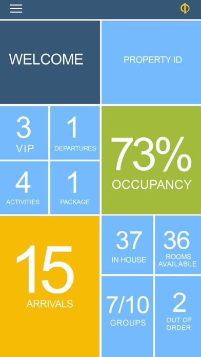 Visual Matrix Mobile Screenshot