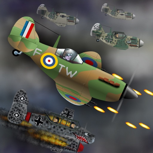 Little Warbirds - Battle of Britain