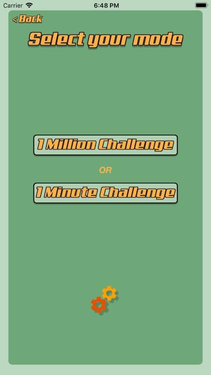The Million Tap App