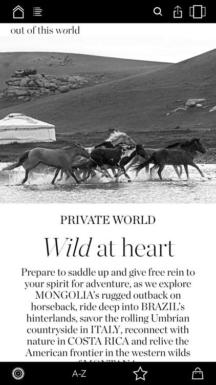PORTER magazine North America screenshot-3